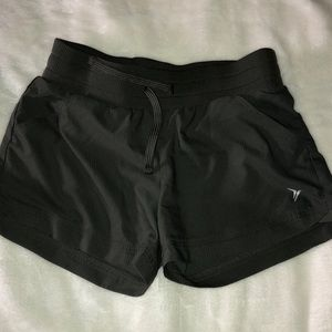 Green Old Navy Active shorts